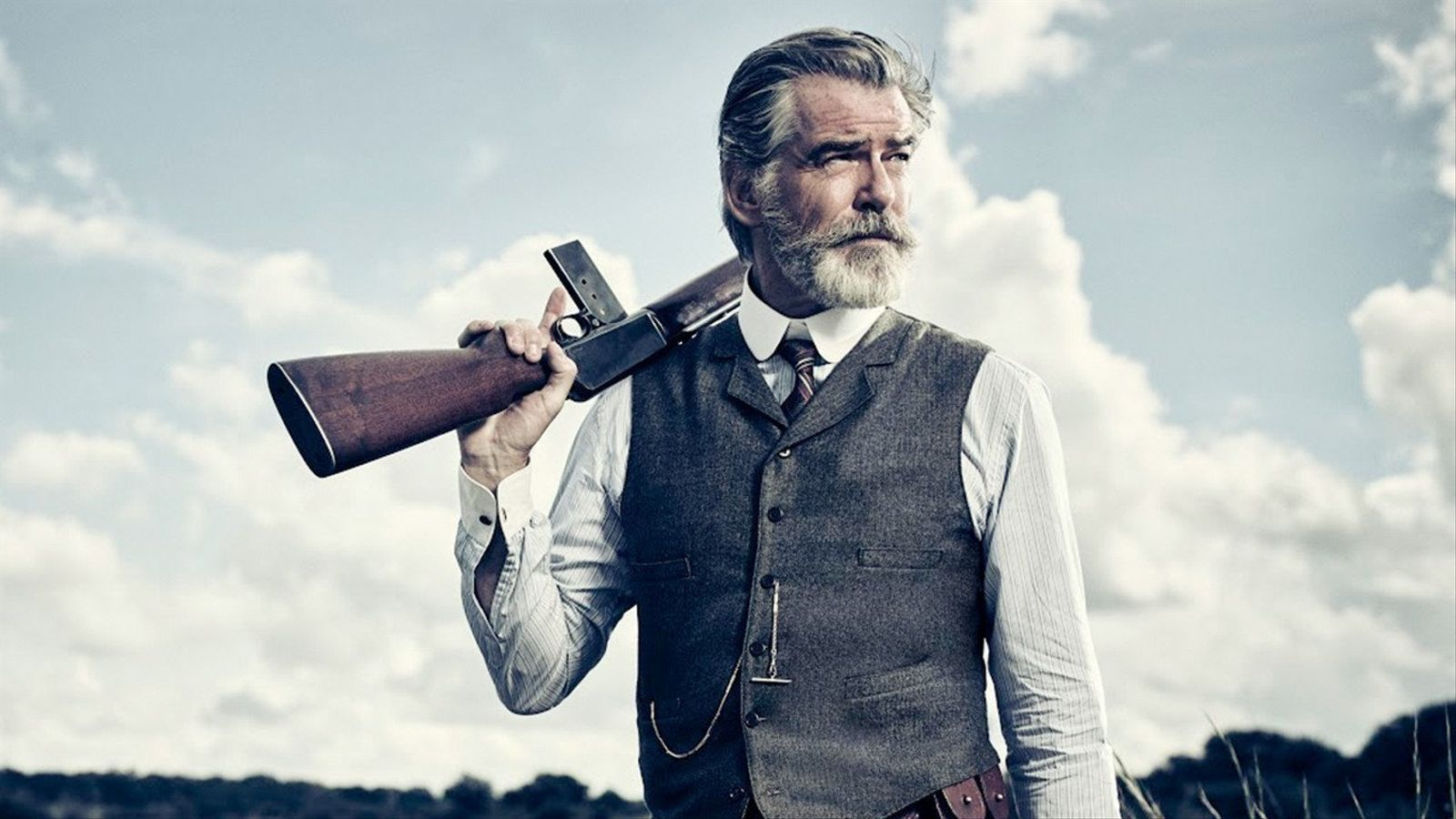 AMC estrena 'The son', la nova sèrie de Pierce Brosnan
