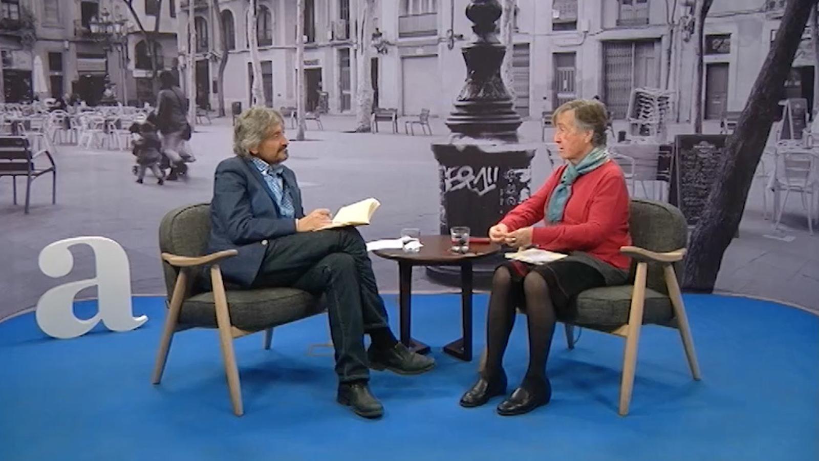 Entrevista de Carles Capdevila a Dolors Bonal