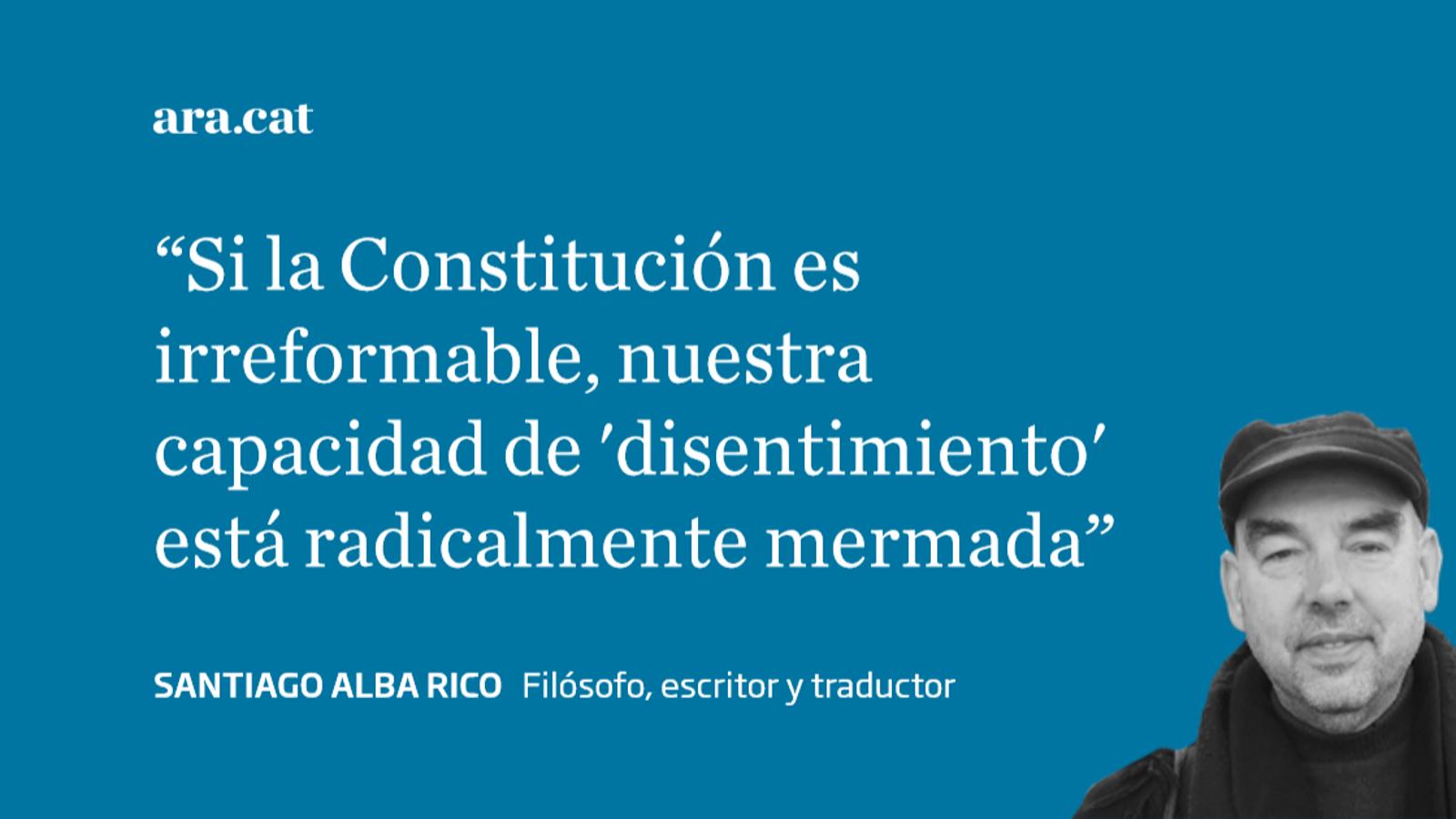 Constitucionalismo y casticismo