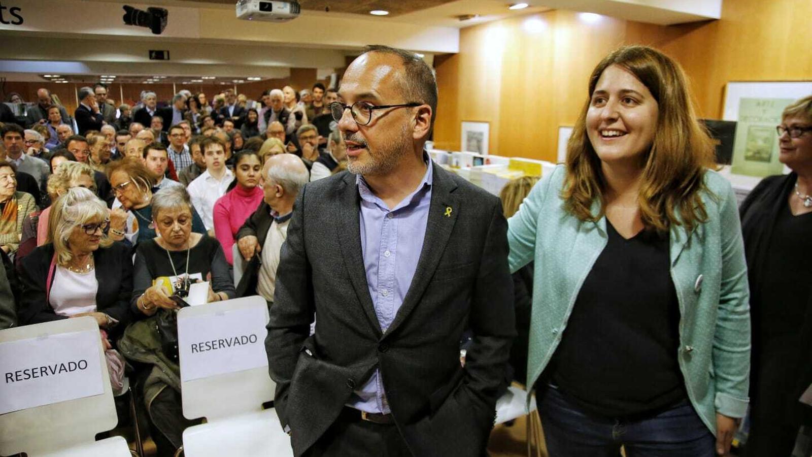 """Campuzano advoca per un retorn al dret a decidir i """"una força política tranquil·la i serena"""""""