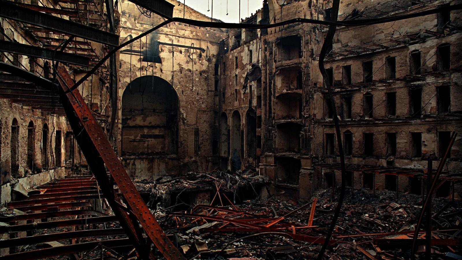 Liceu: l'incendi que va regenerar el teatre