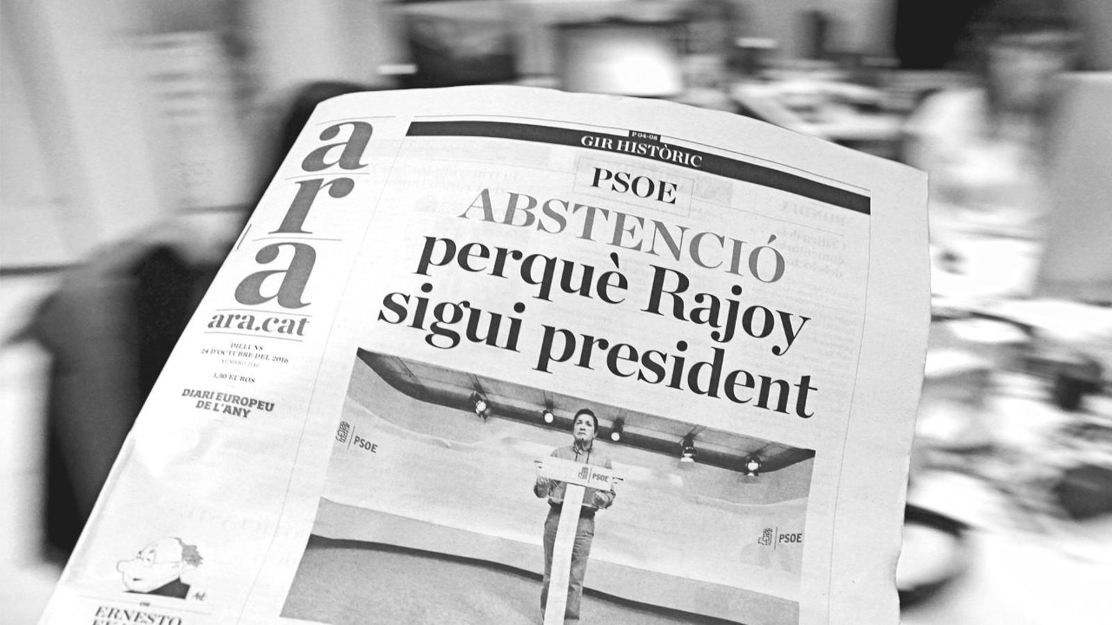 L'anàlisi d'Antoni Bassas: 'Si no hi cap el PSC, hi cap Catalunya?'