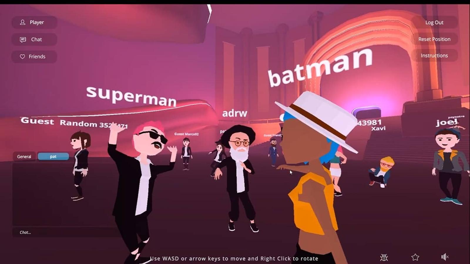 Una festa virtual