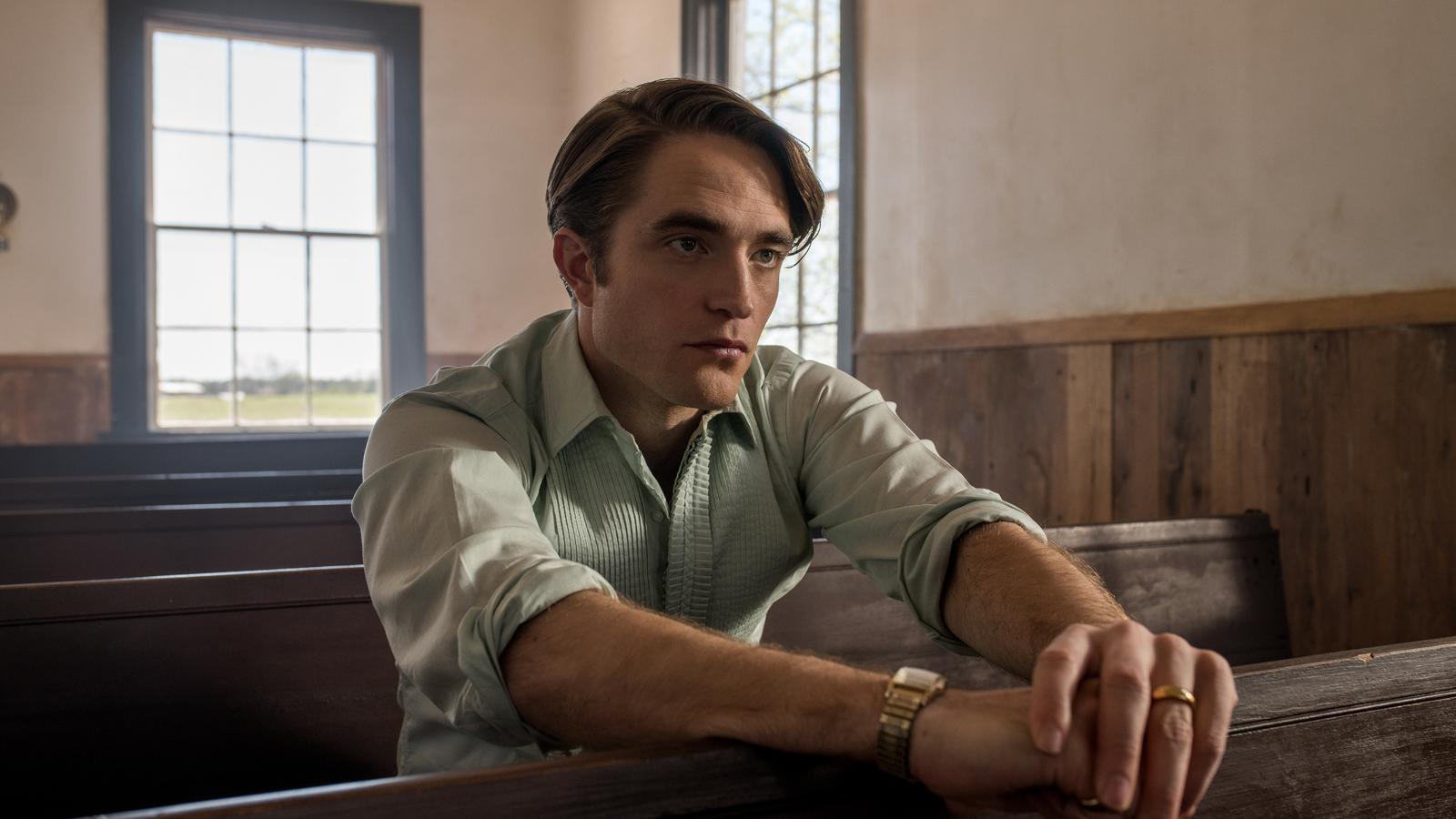 Robert Pattinson a 'El diablo a todas horas'
