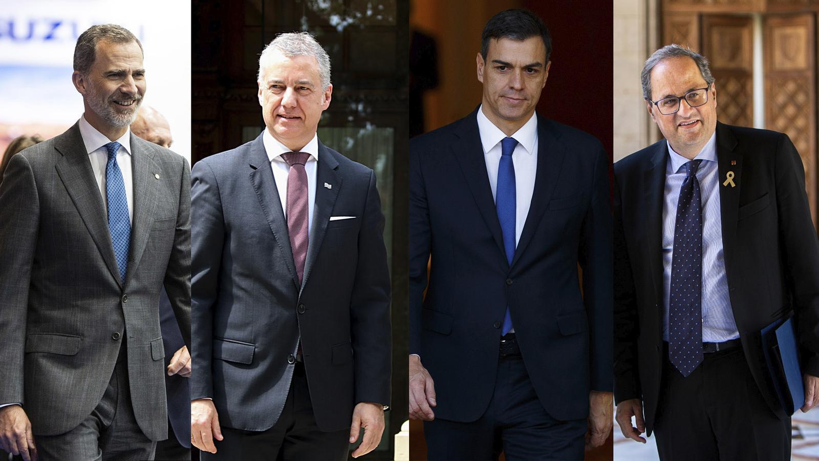 Avui encara farà més calor que ahir, conferència de presidents amb Felip VI però sense Torra ni Urkullu i Trump diu ara  que les eleccions no s'ajornaran: les claus del dia, amb Antoni Bassas (31/07/2020)