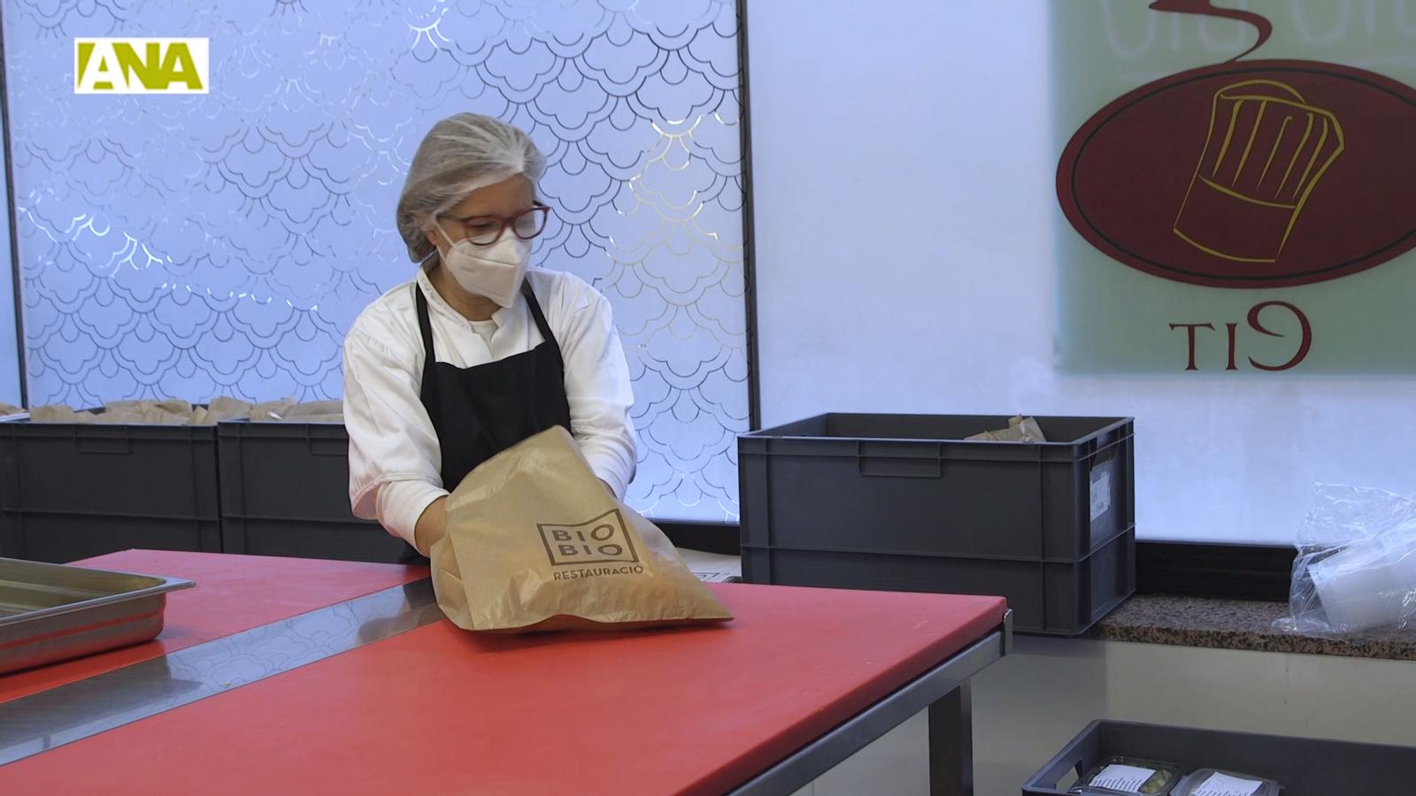 Preparació d'àpats de Bio Bio