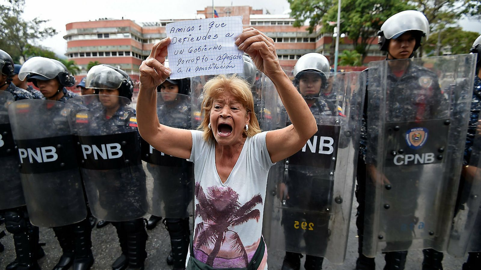 'Veneçuelasplaining'
