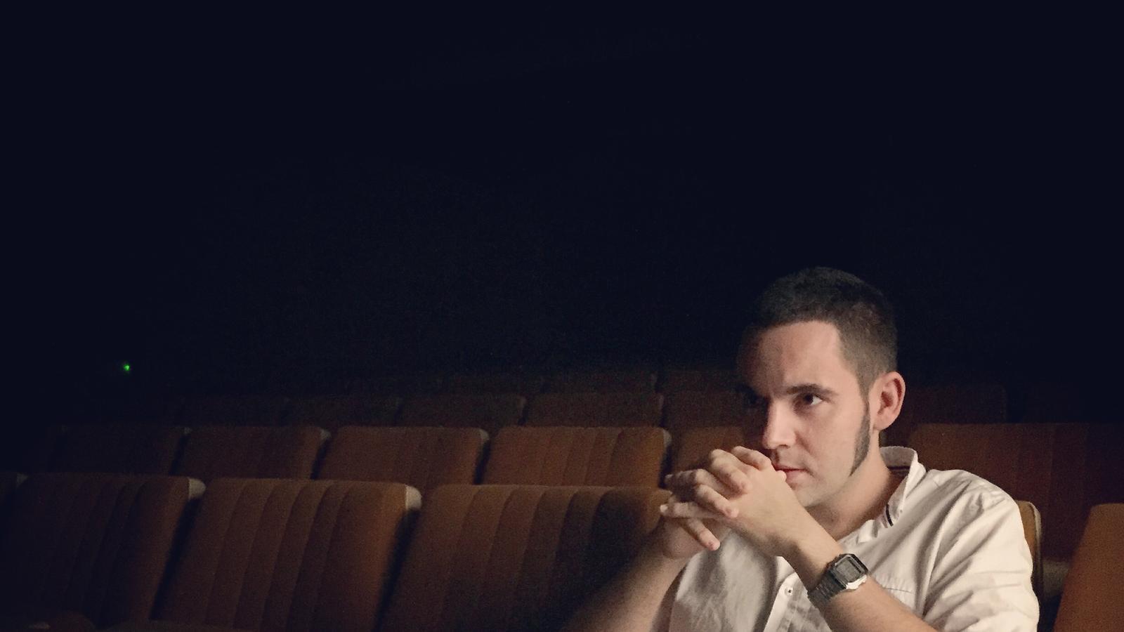 """Jaume Carrió: """"Els cineastes de les Illes no confien en la seva llengua per contar històries"""""""