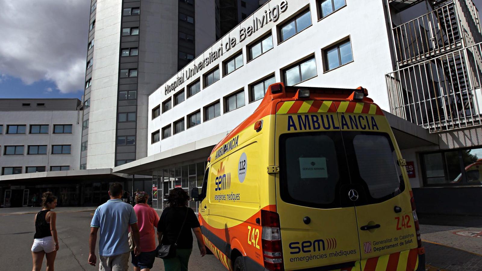 Les urgències de l'Hospital de Bellvitge es van convertir l'estiu passat en l'epicentre de les protestes contra les retallades.