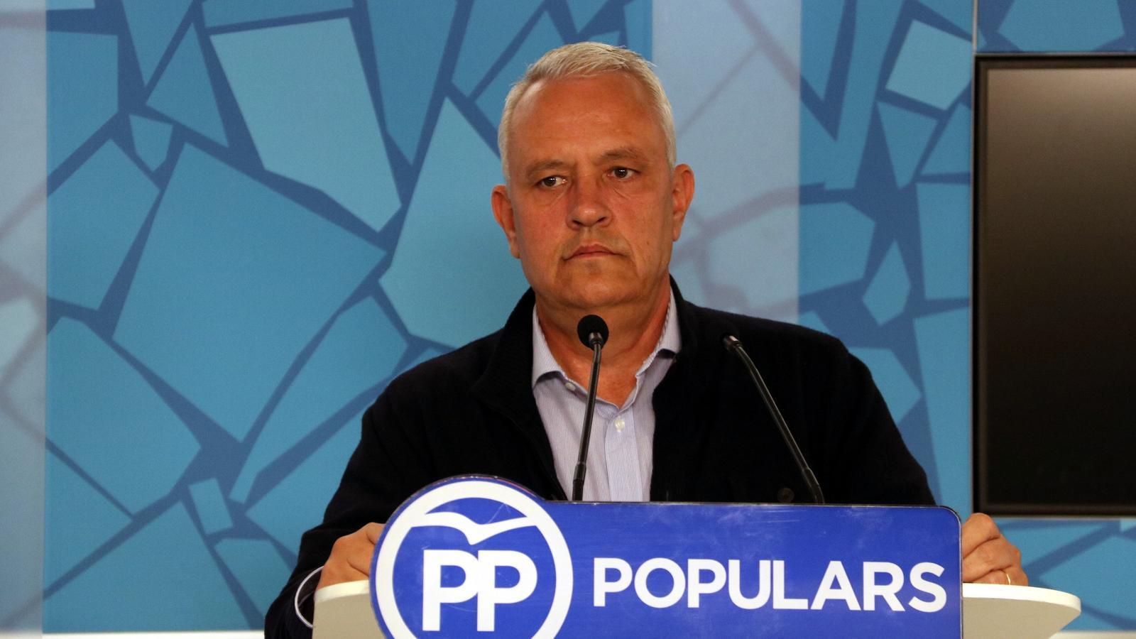 El PP rebutja un pacte de l'Estat amb Puigdemont perquè torni de Brussel·les