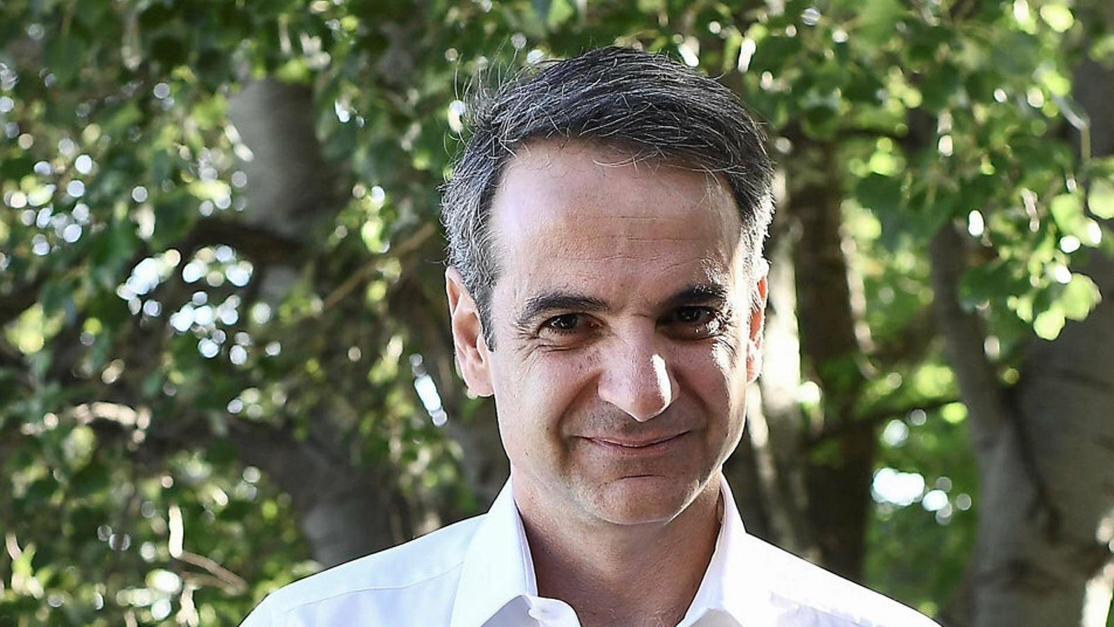 Mitsotakis, un Macron per fer fora  Syriza