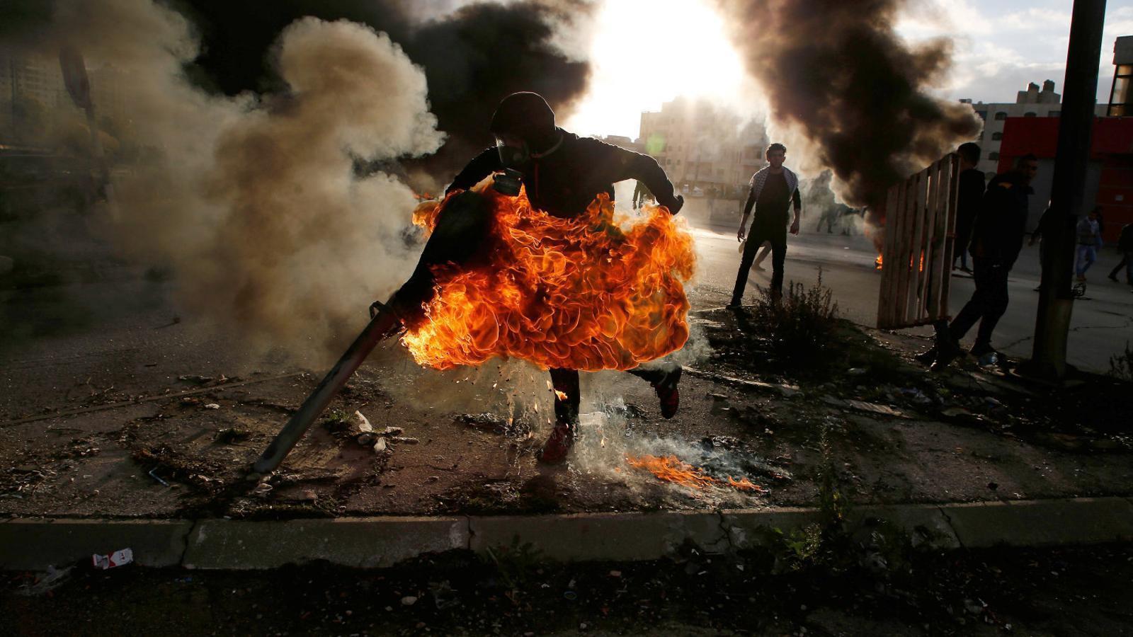 Una nova Intifada a Terra Santa