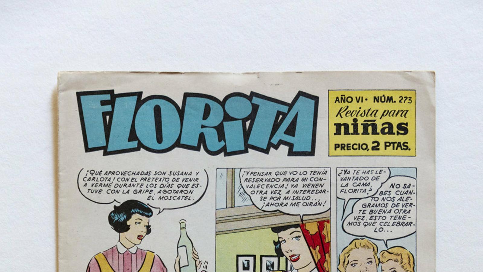 Les heroïnes del còmic franquista, o ingènues o autoritàries