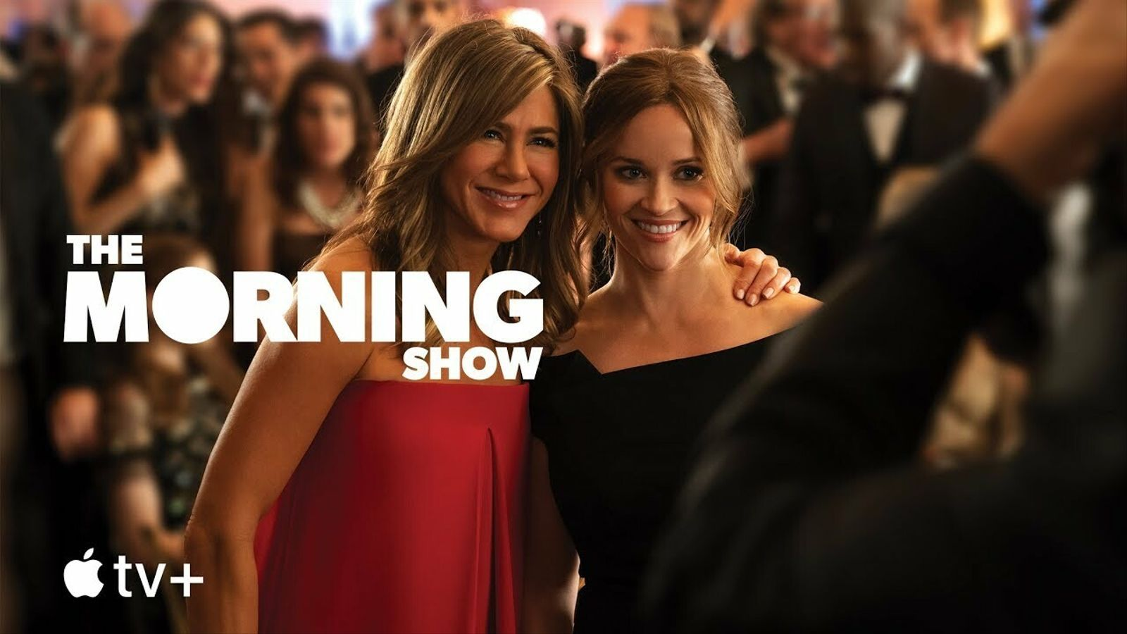 'The morning show', la sèrie d'Apple amb Jennifer Aniston i Reese Witherspoon