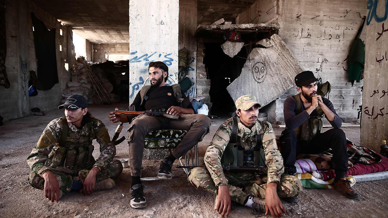 L'endemà sirià