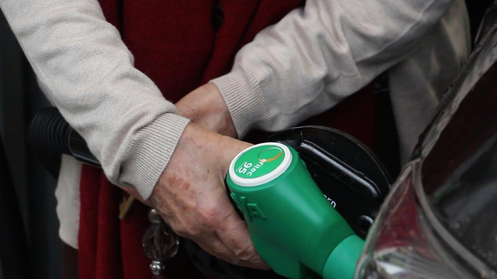 El preu dels carburants continuen creixent. / ARXIU ANA