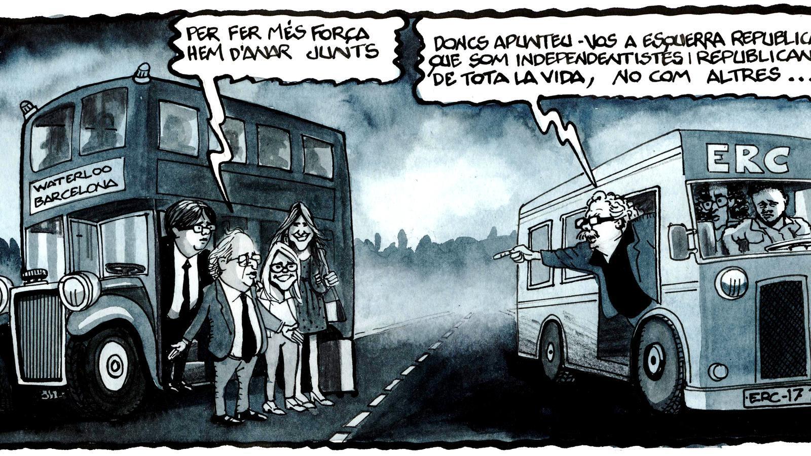 'A la contra', per Ferreres (25/04/2019)
