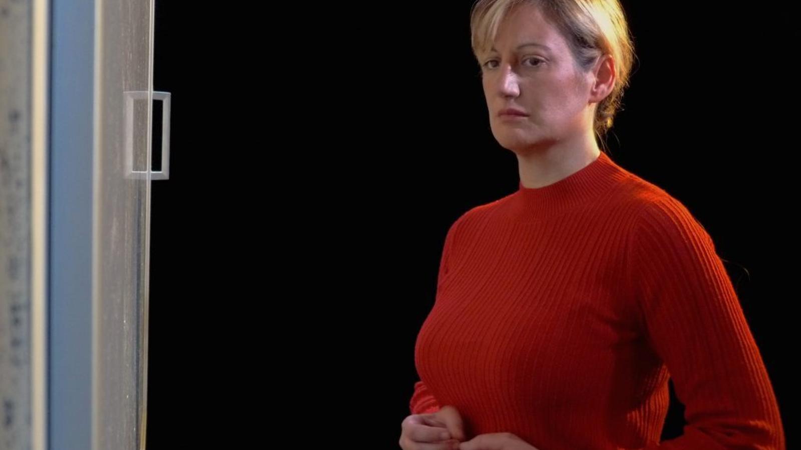 Evelyn Arévalo, la intèrpret de 'Carrer de Txernòbil'
