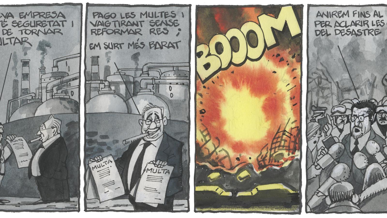 'A la contra', per Ferreres 20/01/2020