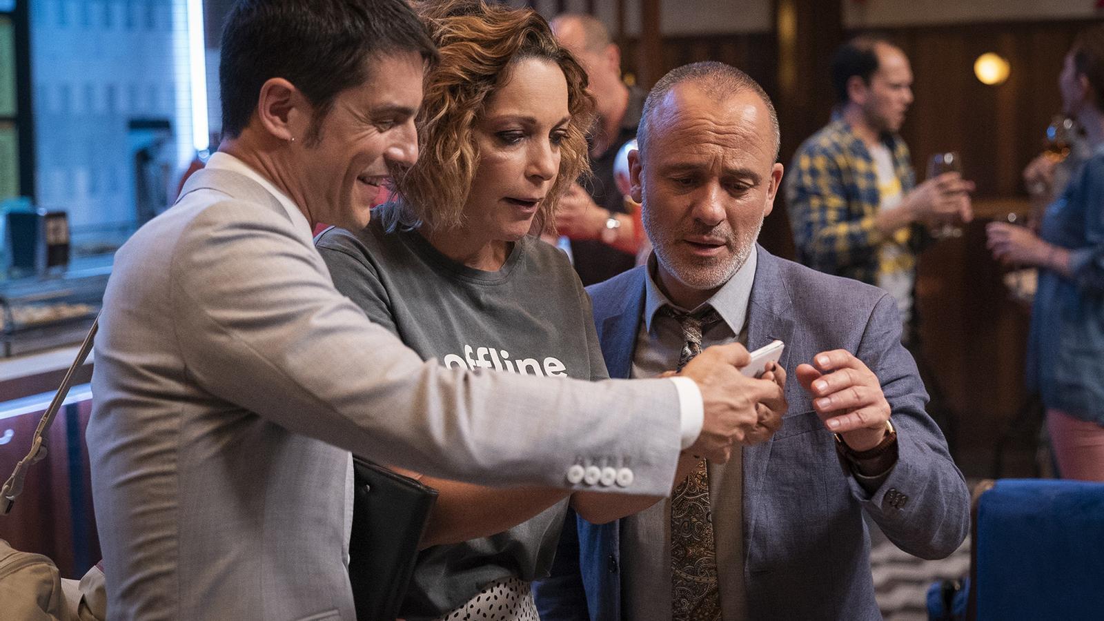 Alejo Sauras, Cristina Plazas i Javier Gutiérrez, a la nova temporada d''Estoy vivo'