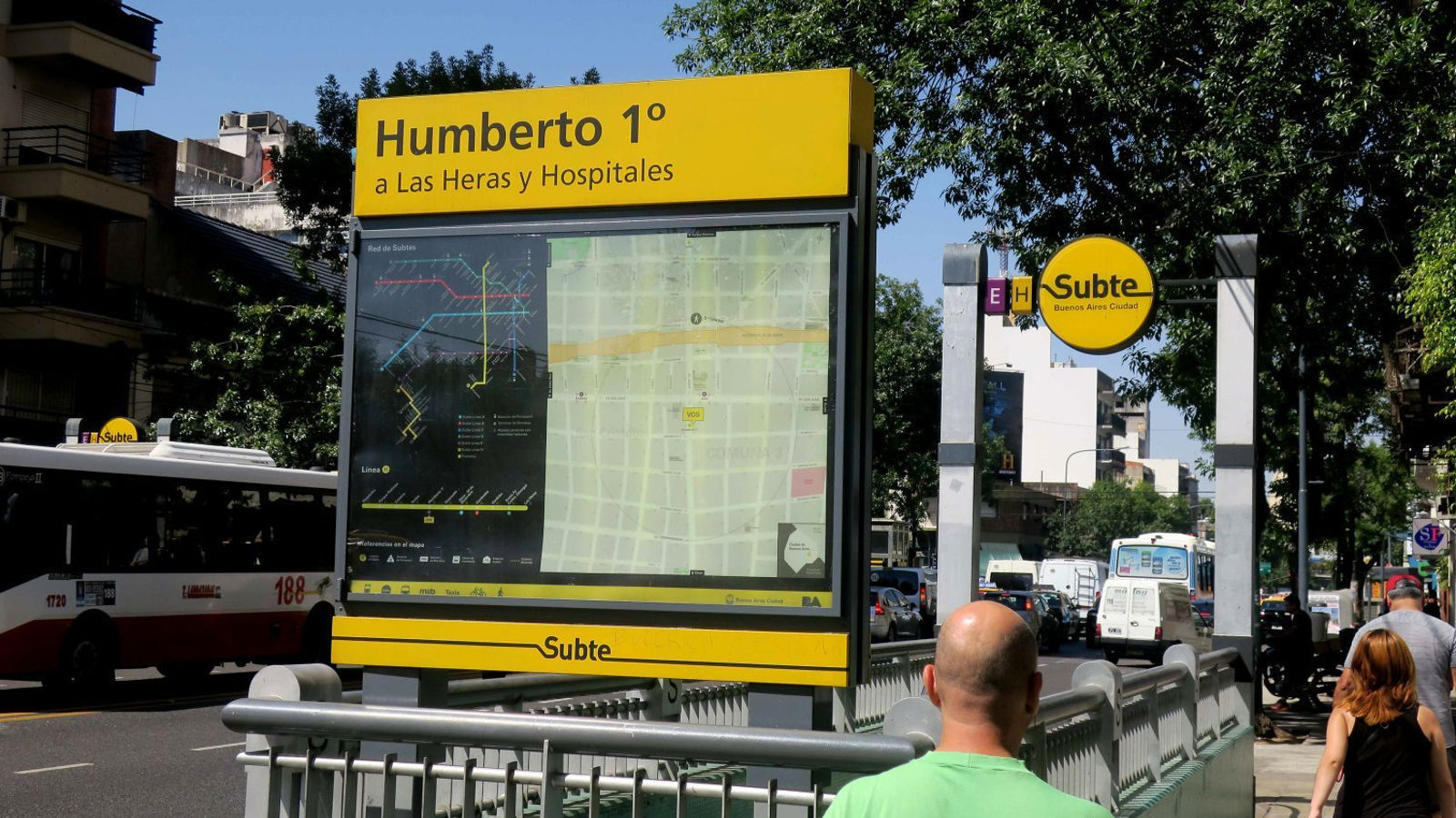 El metro de Buenos Aires podria tenir amiant com a Madrid