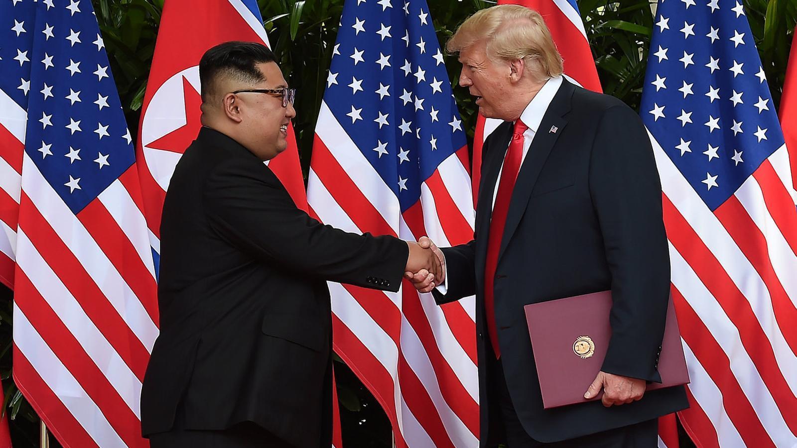 Kim Jong-un continua fabricant míssils