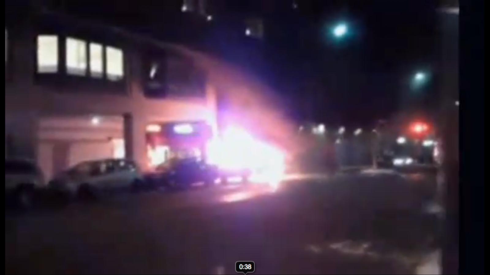Les explosions d'Estocolm, 11-D