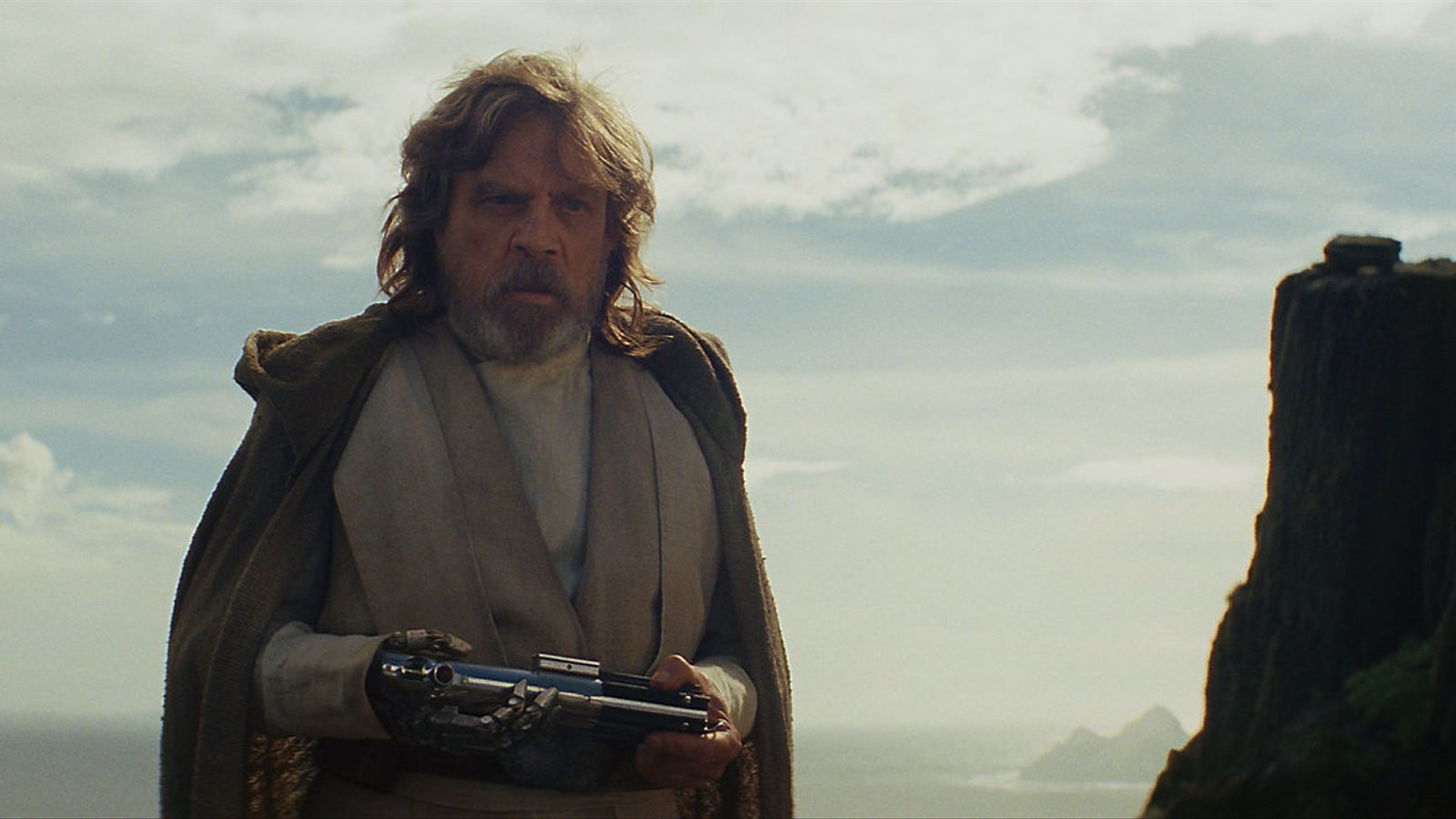 Luke Skywalker: paraula de jedi