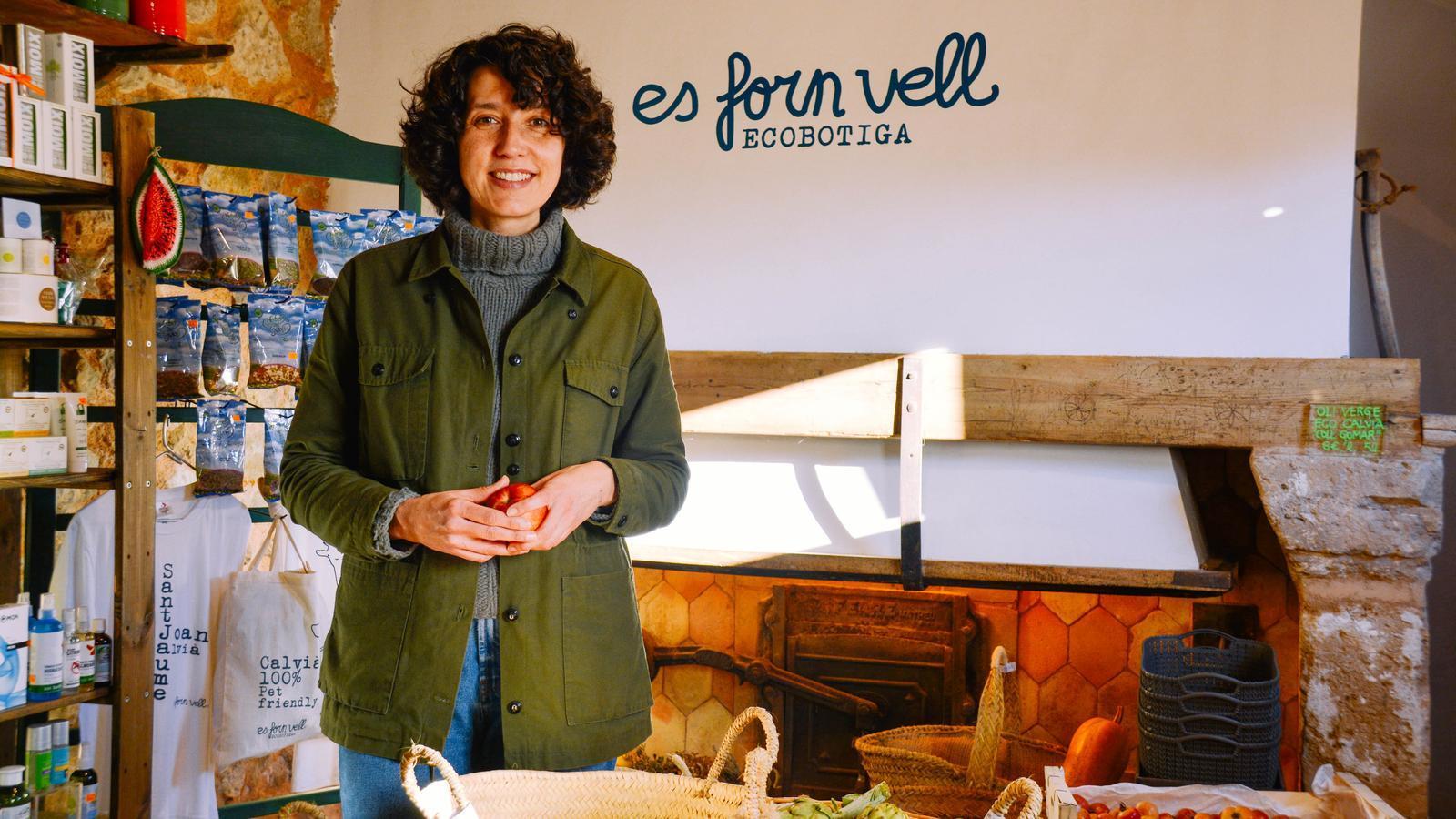 """Maria Avellà: """"Consumir ecològic és una inversió en tu mateix i en l'economia local"""""""