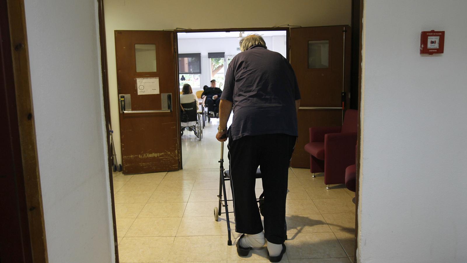 Només a la residència Bell Entorn, ja més colpejada per la malaltia, s'han registrat quatre morts en les darreres 24 hores