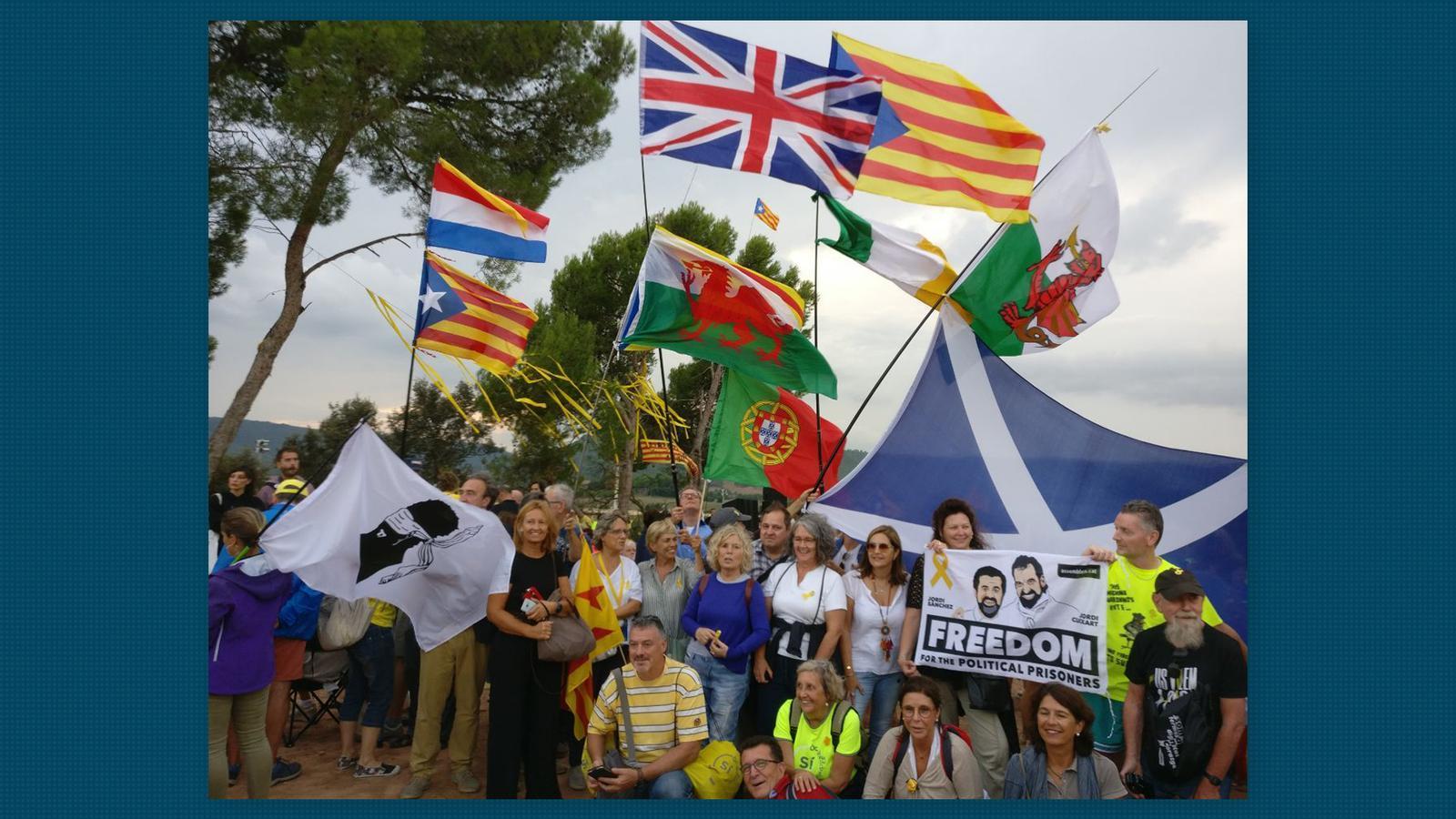 L'anàlisi d'Antoni Bassas: '160 estrangers han vingut a viure la Diada'