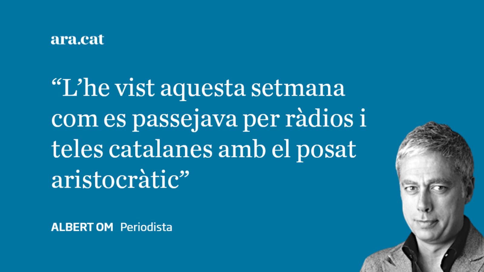 Carta a Cayetana Álvarez de Toledo: 'El glamur que amaga la caspa'
