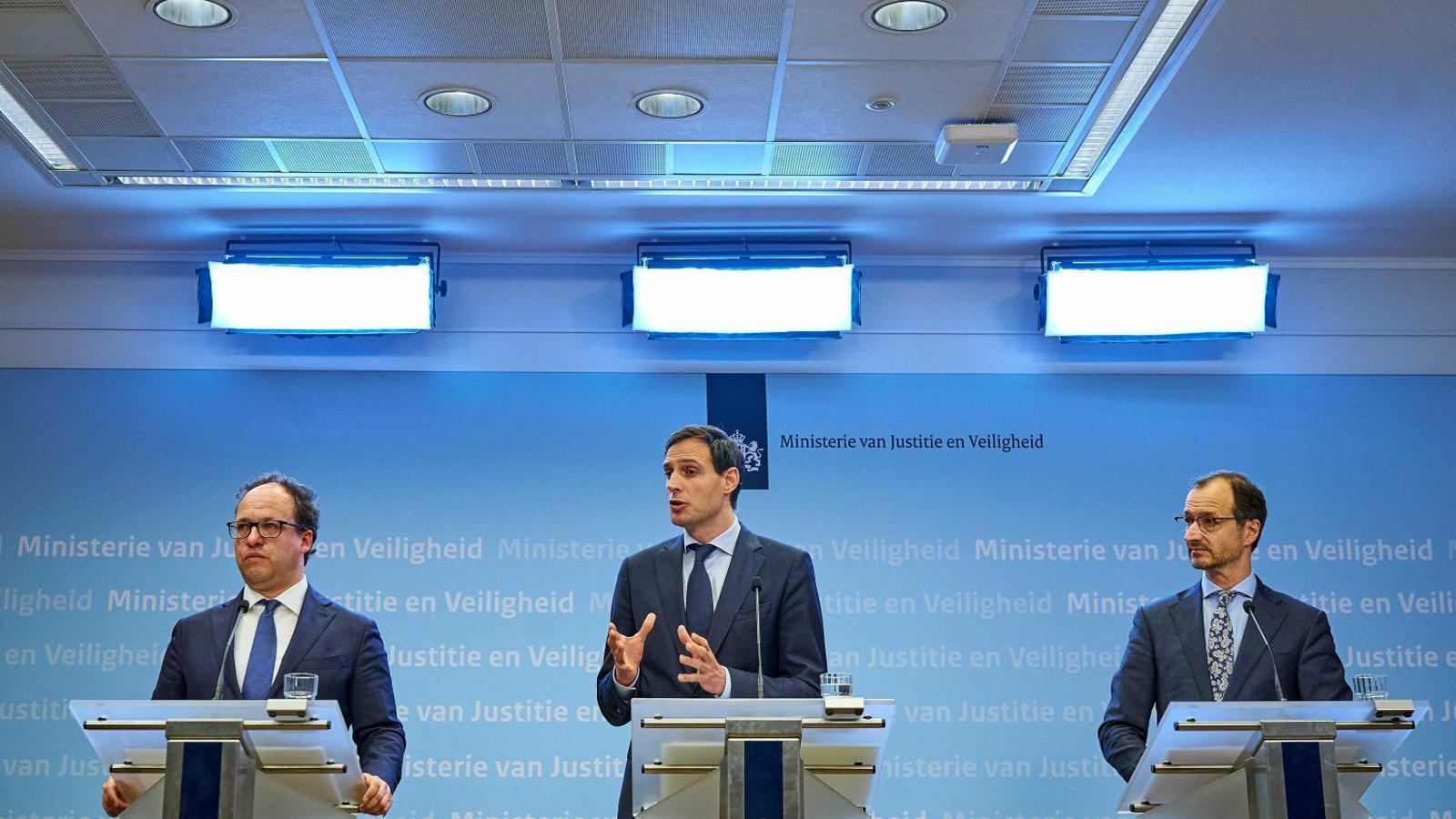 El ministre holandès de Finances, Wopke Hoekstra.