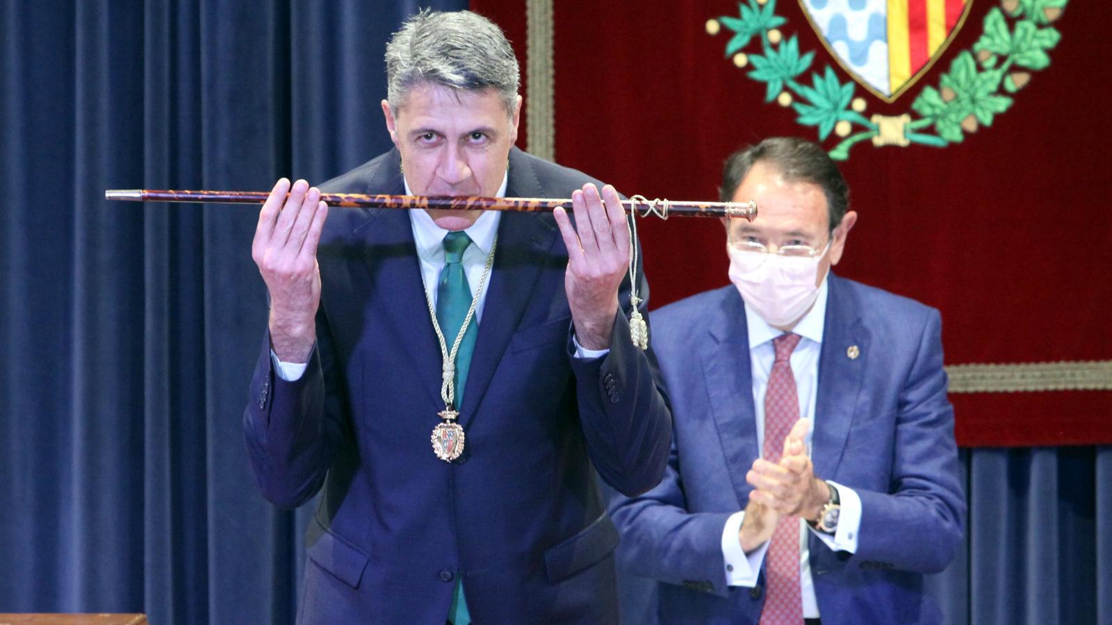 Albiol, nou alcalde de Badalona pel fracàs de l'acord entre Guanyem i el PSC