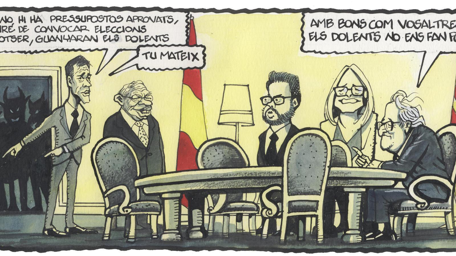 'A la contra', per Ferreres (14/02/2019)