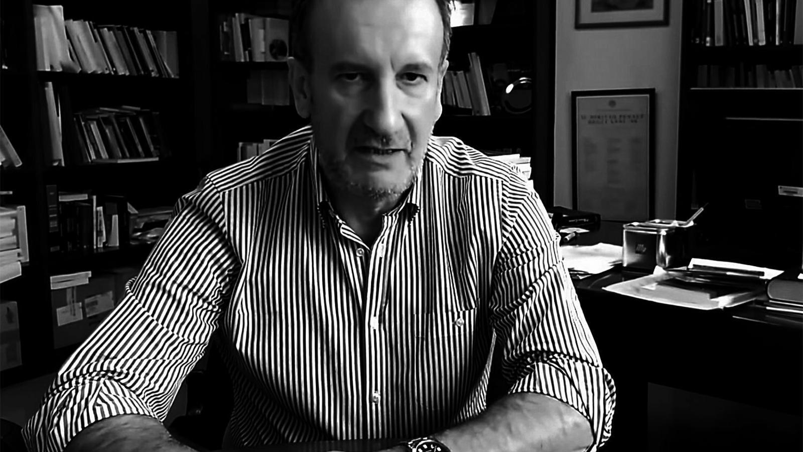 """Nicolás García Rivas: """"Veig els magistrats deliberant i no m'imagino com defensaran la rebel·lió"""""""