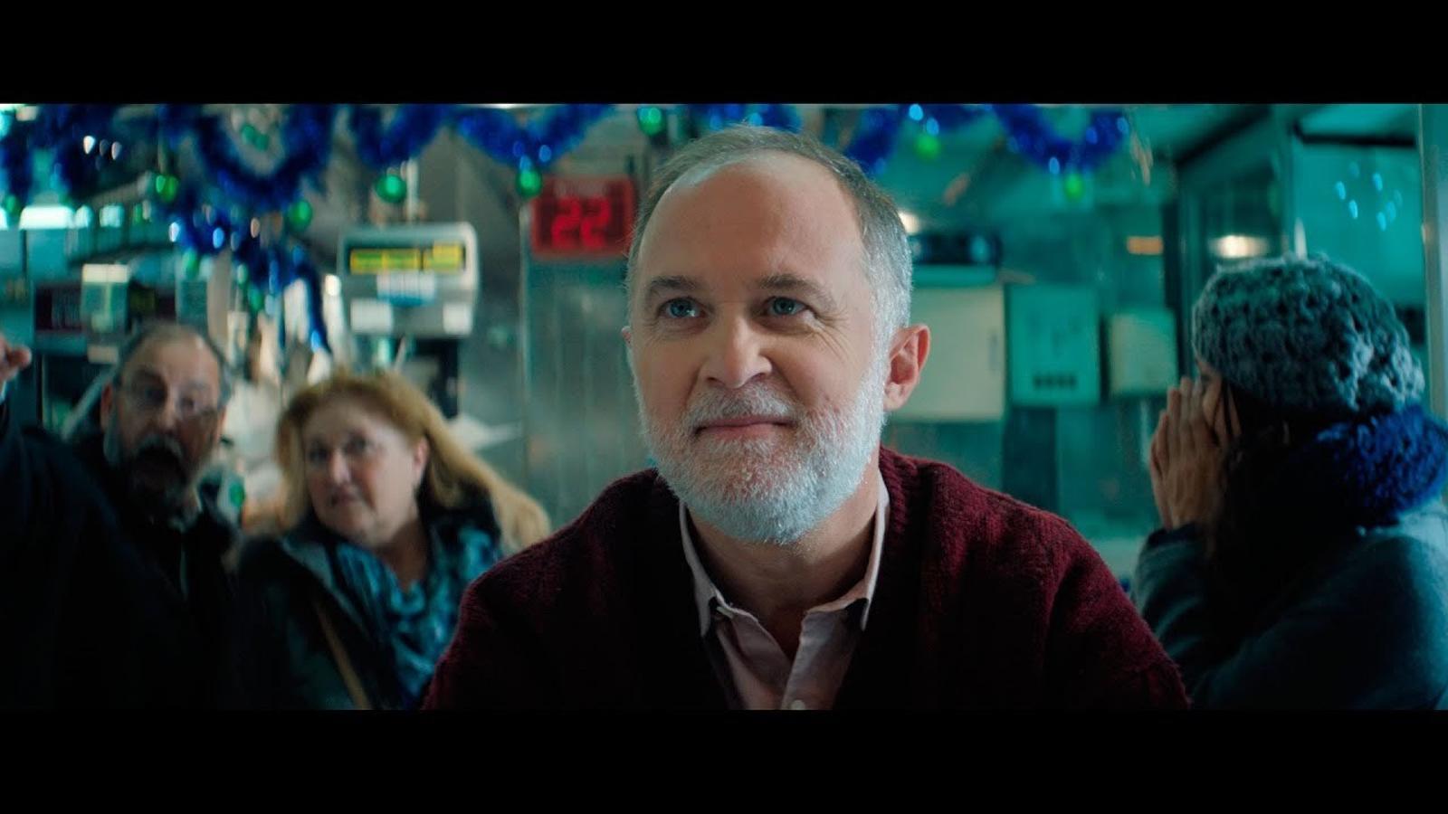 Una versió a l'espanyola de Bill Murray a 'Atrapat en el temps': així és el nou anunci de la loteria de Nadal