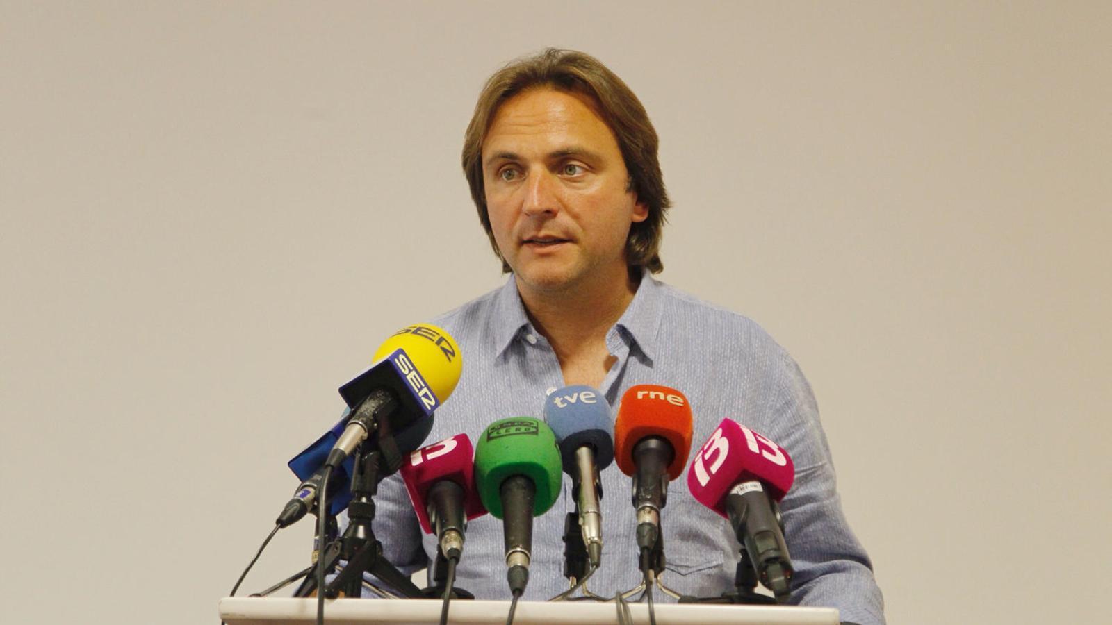 Joan Miralles, president d'Habtur