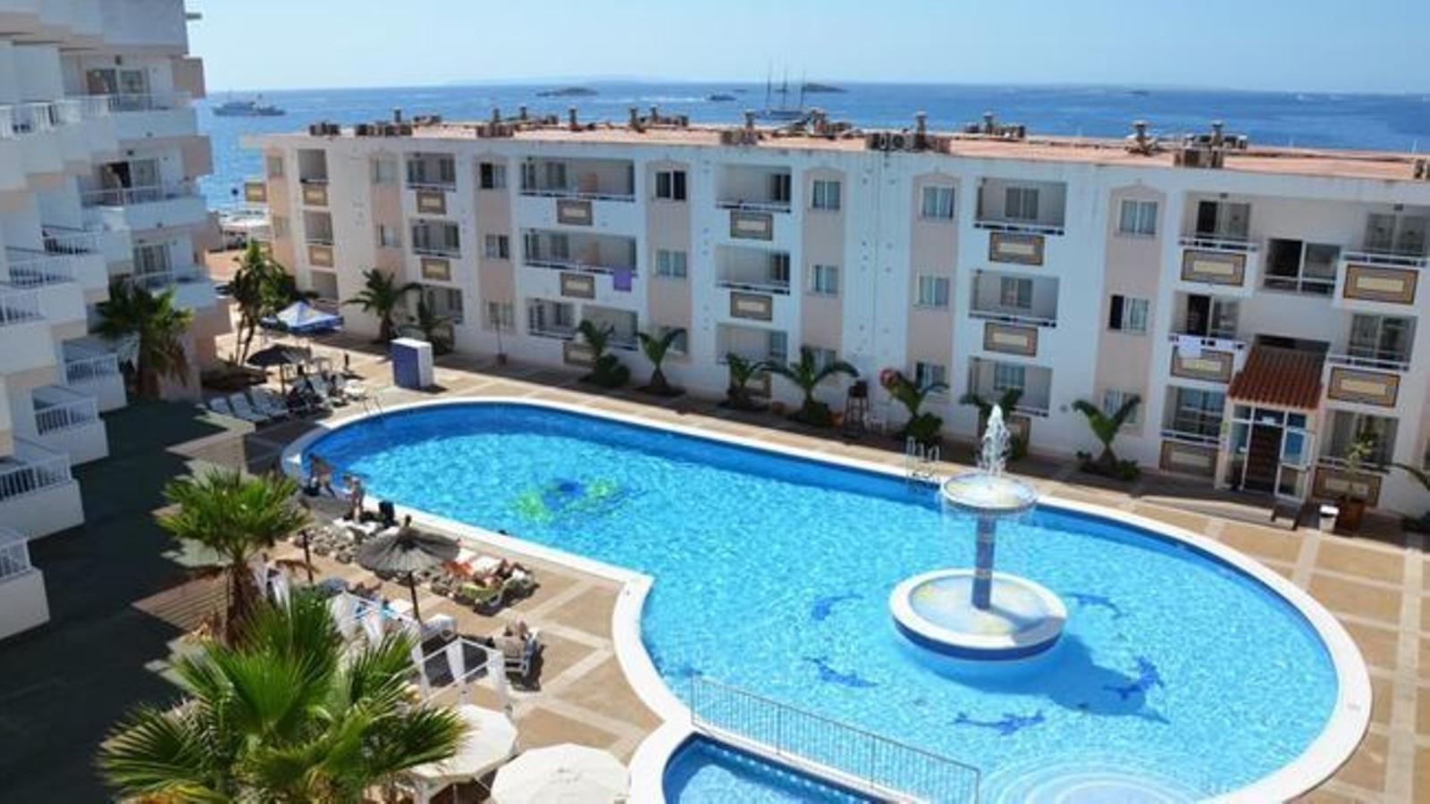 L'estada mitjana dels viatgers que van optar per un apartament turístic a les Illes va ser de 5,3 dies.