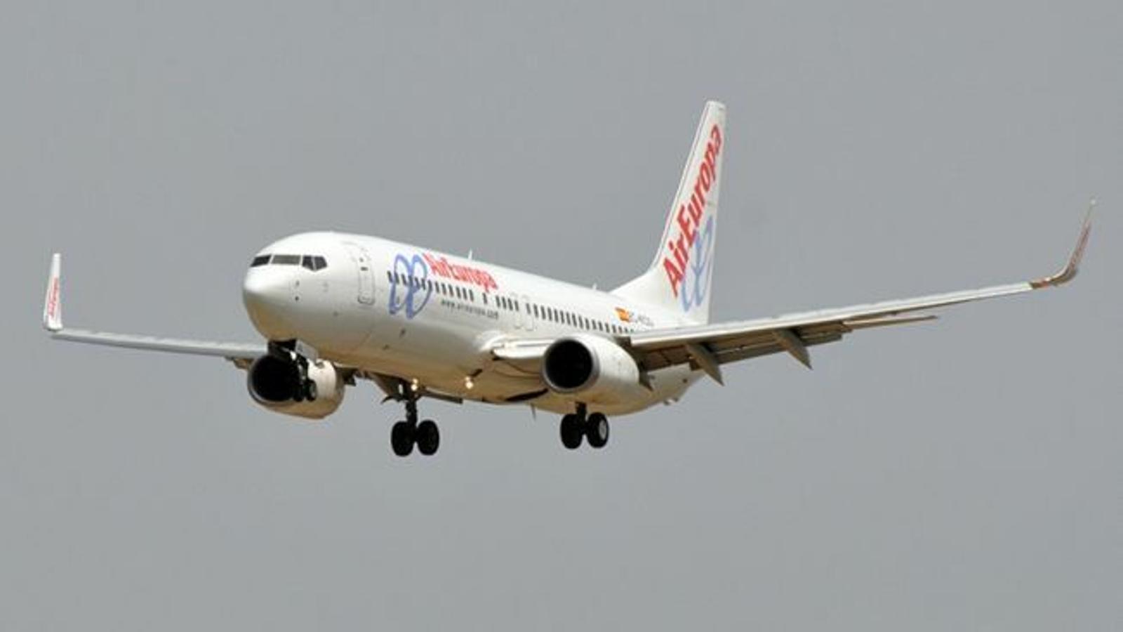 El govern espanyol adjudica a Air Europa el contracte per cobrir els serveis aeris interilles