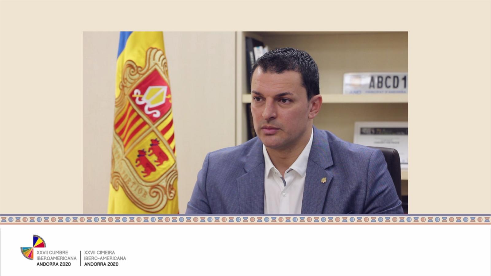Gallardo valora la IV Reunió de ministres i altes autoritats iberoamericanes de Ciència, Tecnologia i Innovació (CTI)