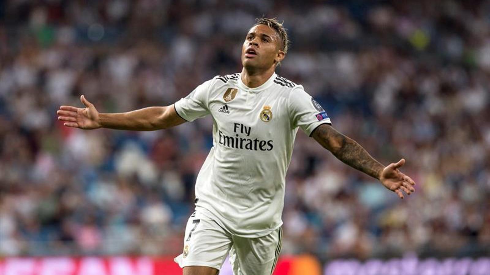 Mariano va marcar contra el Roma en la seva reestrena amb el Reial Madrid