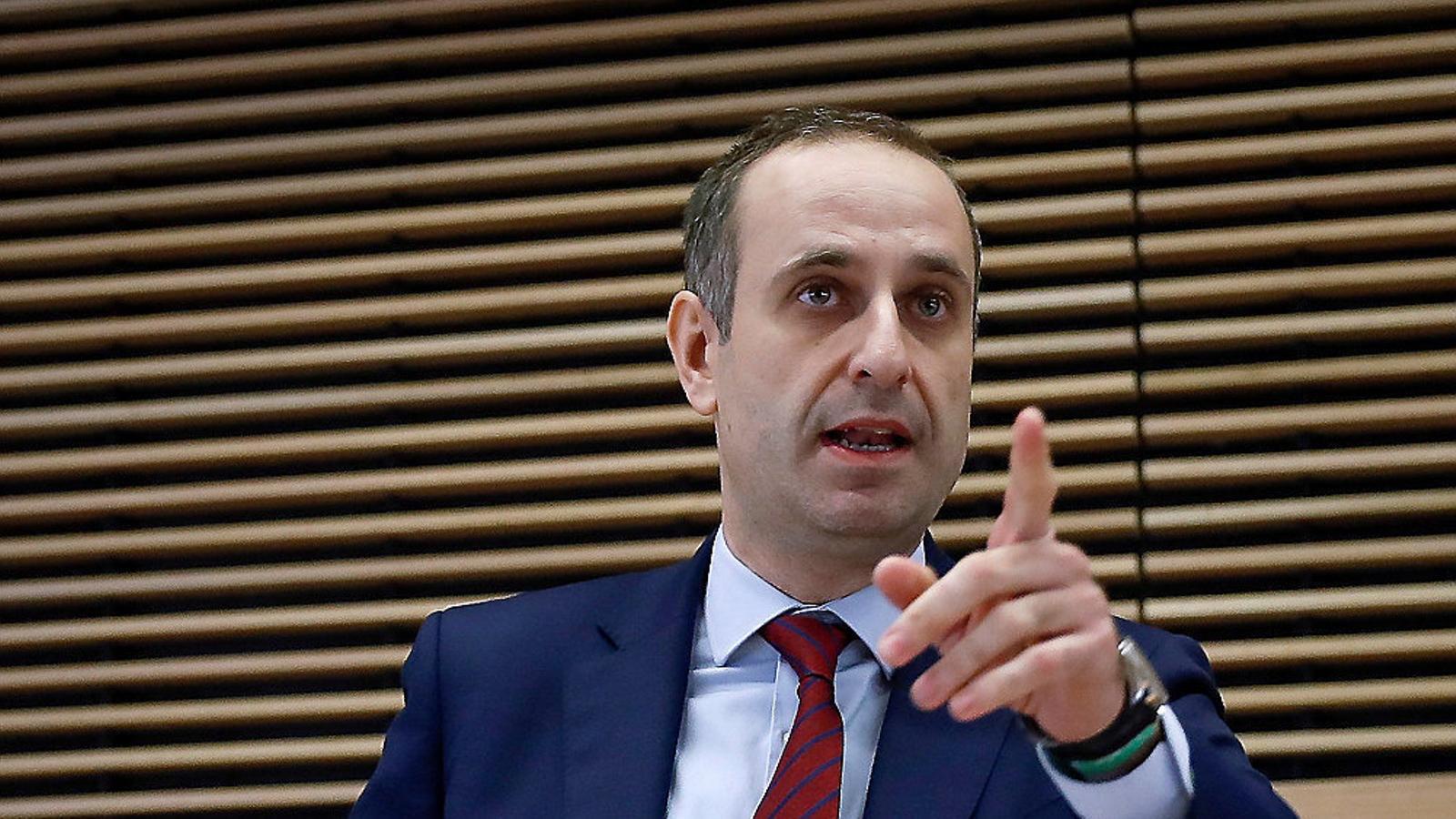 El BCE dona males notícies a Bankia  i al govern central