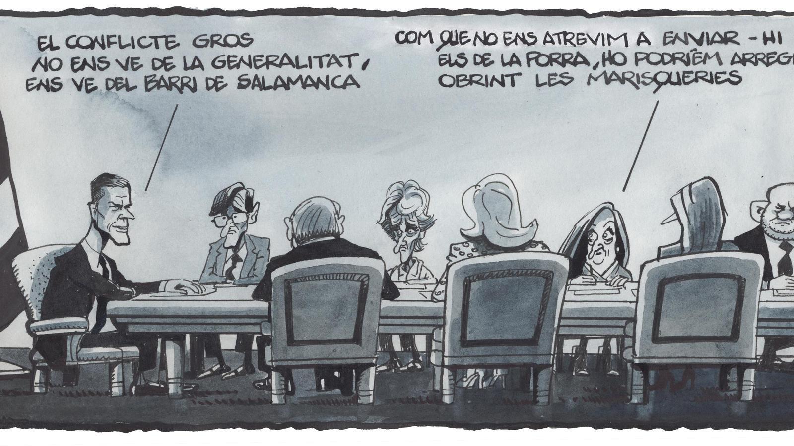 'A la contra', per Ferreres 19/05/2020