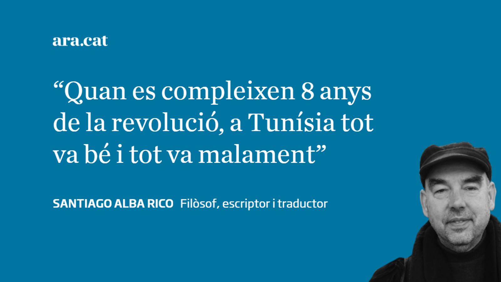 Tunísia: vuit anys d'una revolució a mitges