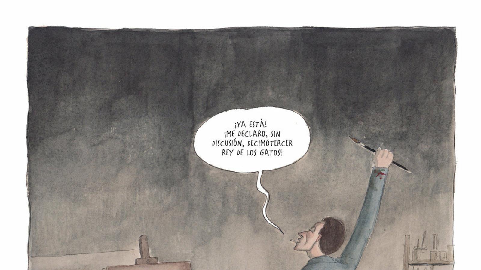 Les dues vides de Balthus