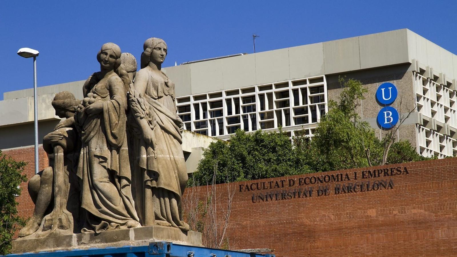 La UB és l'única universitat de l'Estat que apareix en les 200 primeres posicions del rànquing QS World University.