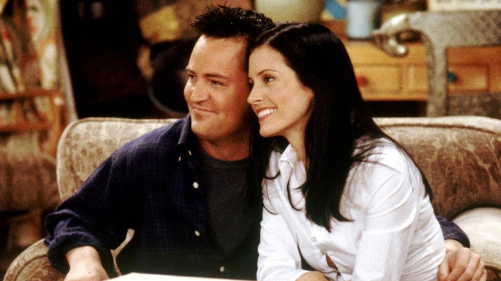 La història del Chandler i la Monica només havia de durar una nit