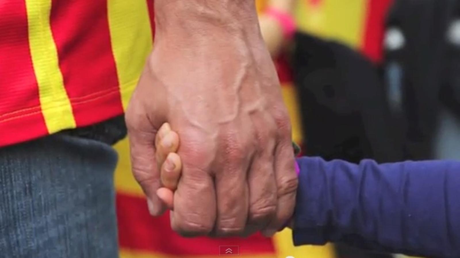 Les mans anònimes d'una Via que va fer història