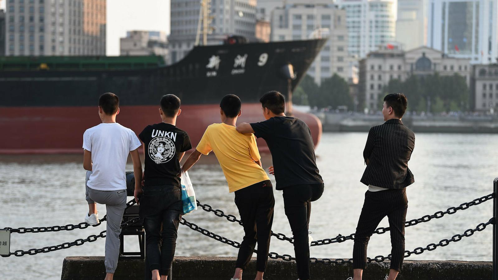 La guerra comercial porta la Xina al creixement més baix en 27 anys